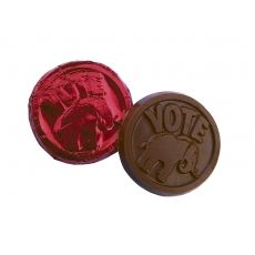 Vote Republican Party Chocolate Coin