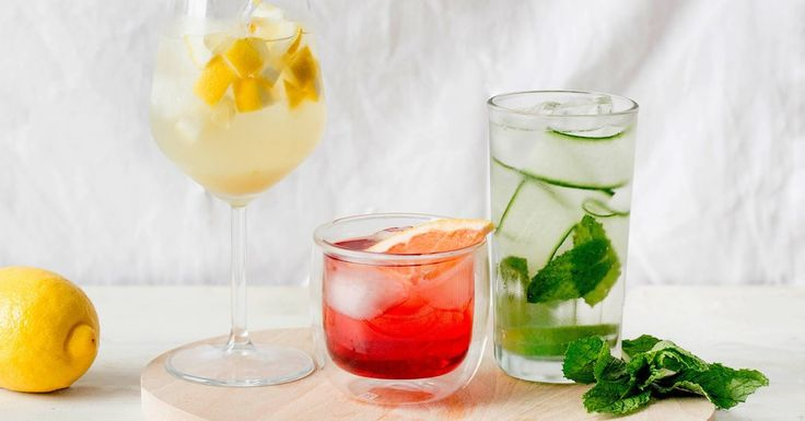 For those who yearn for the crisp, complex notes of wine or a cocktail but don't necessarily want the alcohol content, there's the mocktail.