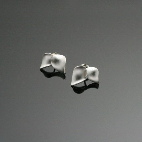 Nuppu stud earrings by Chao & Eero. #chaoandeero #finland #finnishdesign