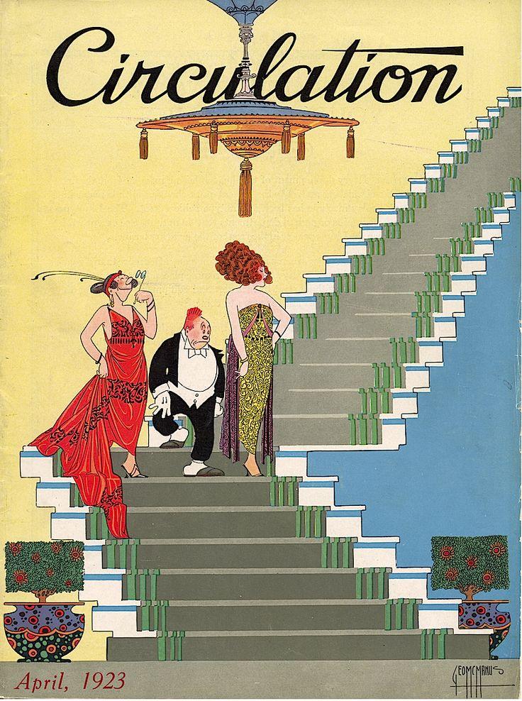 McManus Circulation 12 cover (April 1923