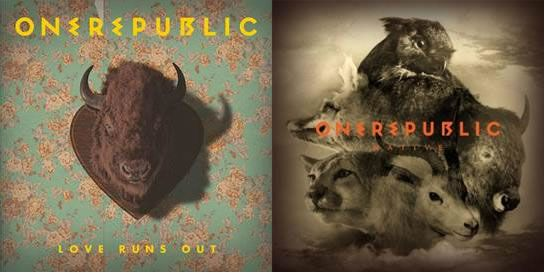 OneRepublic release new single 'Love Runs Out' and re-pack of 'Native' album