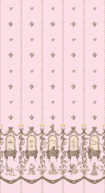 lolita fabric print - Google Search