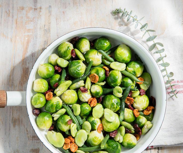 Sorprenda a sus invitados en esta Navidad con estas recetas que mezclan ingredientes tradicionales colombianos como la guayaba y la yuca con ingredientes típicos europeos como los repollos de Bruselas y el cerdo al horno.