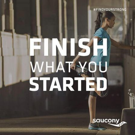 Finish #Fitness #Inspiration #Workout check out www.FreetailTherapy.com for free/cheap fitness ideas.