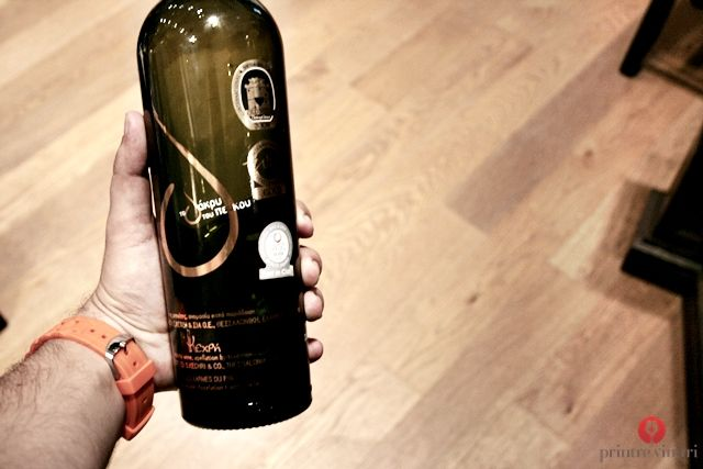 Retsina Tear of the Pine 2008, Stelios Kechris Domaine