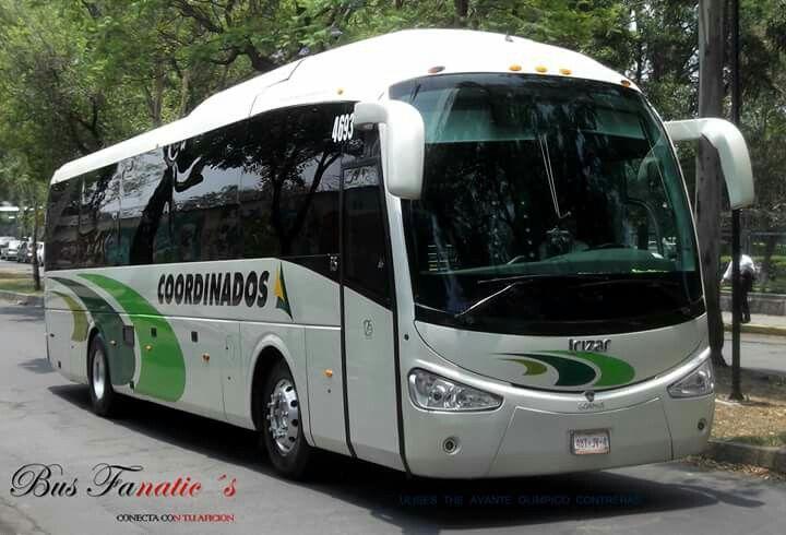 Scania irizar i5 coordinados