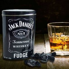 Jack Daniels Fudge | The WHOot