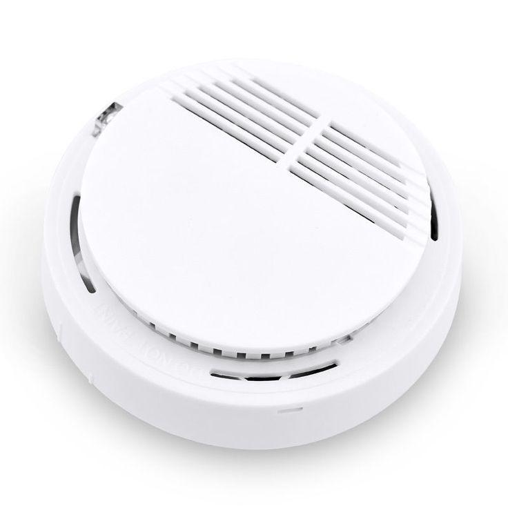Hohe Empfindlichkeit Smart Photoelektrisches RT Feuer Rauchmelder Drahtloses Rauchmelder-feuersignal Sensor Ausrüstung