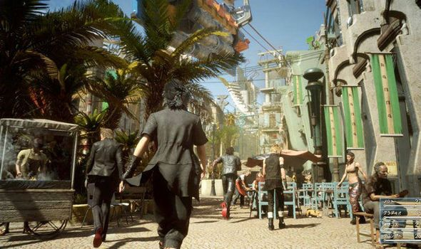 Final Fantasy 15 release date CONFIRMED: Square Enix reveal new demo and spin-off title