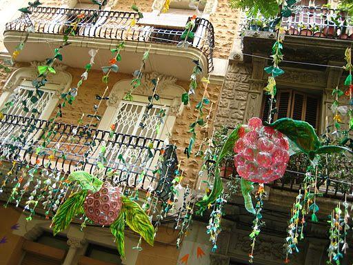 Barcelona's Festa Major de Gràcia