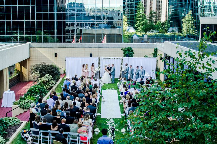 View of the Delta Ottawa Terrace