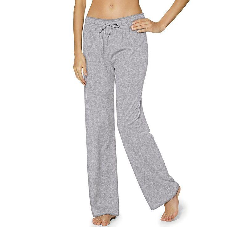 Women's Champion Pants, Size: Medium, Dark Grey