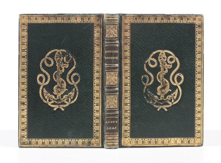 Fortunio, Francesco.  Regole Grammaticali della Volgar Lingua, di Messer Francesco Fortunio.  Venice: The Sons of Aldus,     1545.