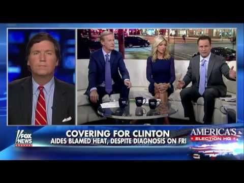 Tucker Carlson Rips Hillary for Her 'Contempt for the Middle of the Coun...