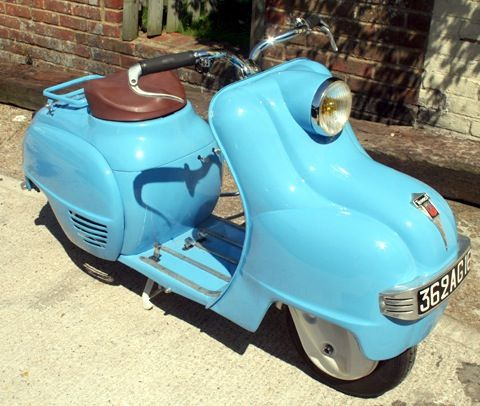 French Scooter