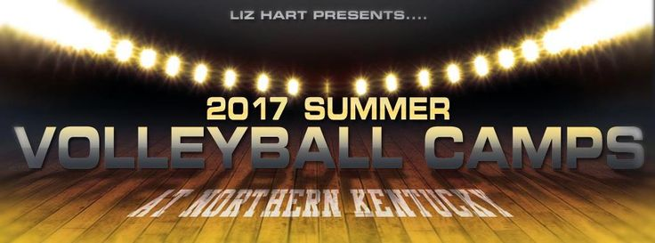 2017 Summer Volleyball Camps at Northern Kentucky University
