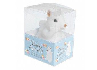 prachtig baby eekhoorn nachtlampje Toys | kinderen-shop Kleine Zebra