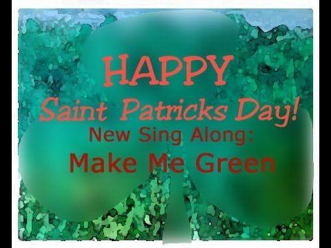 Make Me Green with lyrics