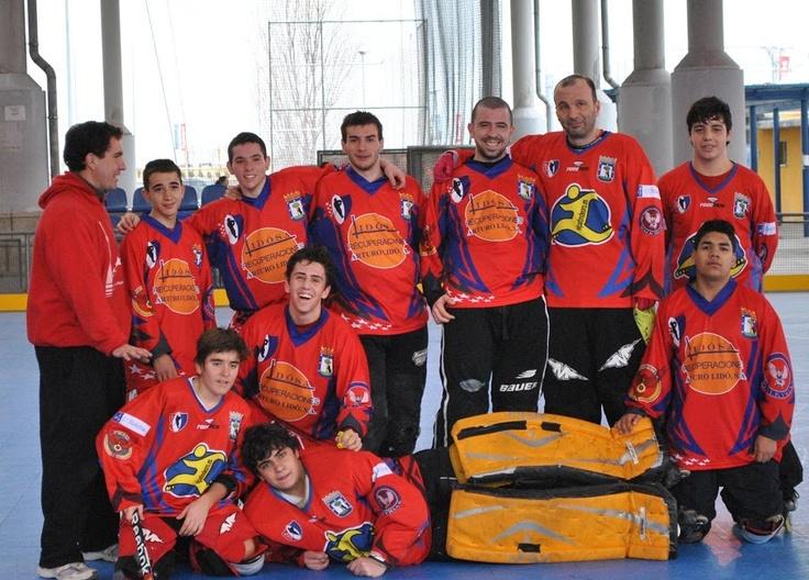 CPL Madrid B 19-01-2013