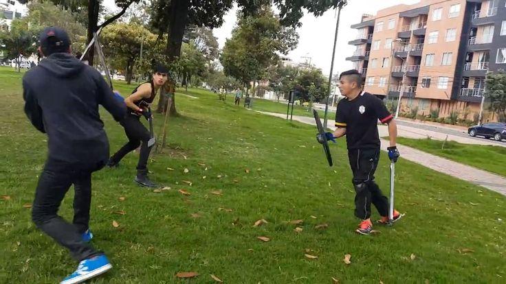 Softcombat - Entrega de Bandera  Evento Entrega de Bandera #Softcombat #Swords_and_Shields #SaS_Bogota #Bogota #Colombia  https://www.facebook.com/SwordsAndShieldsSoftcombatBogota/?ref=br_rs