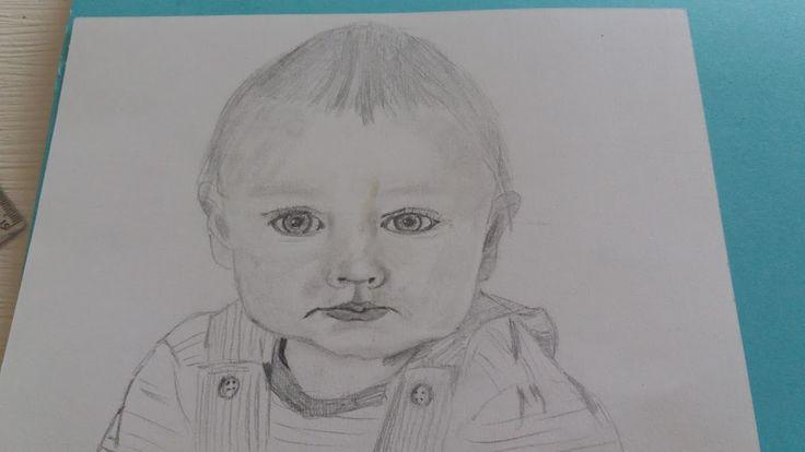portrait of grandson