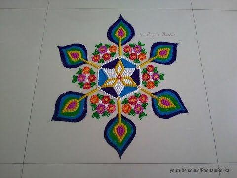 Best 25 Small rangoli ideas only on Pinterest Designs rangoli