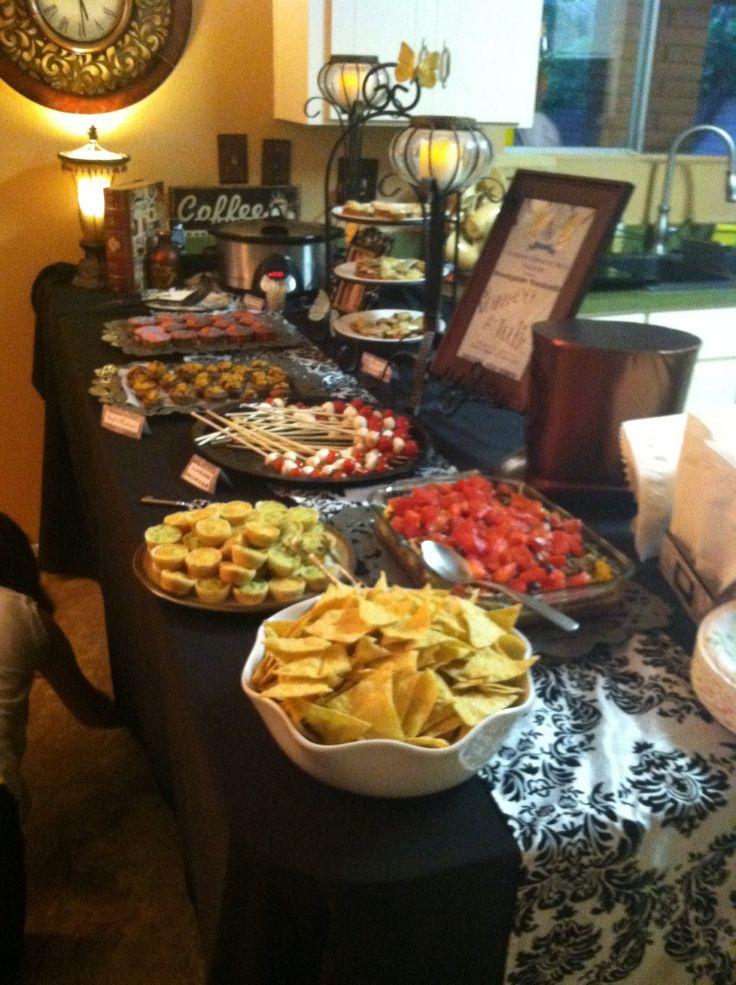 Steampunk Party Food Buffet   Party Ideas   Pinterest ...