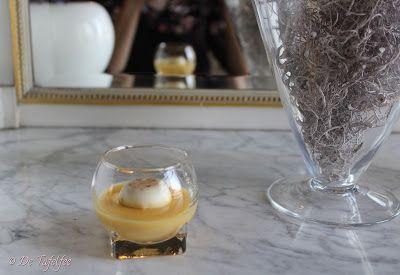 De Tafelfee: Passievruchtencrèmeux met amandelmelk