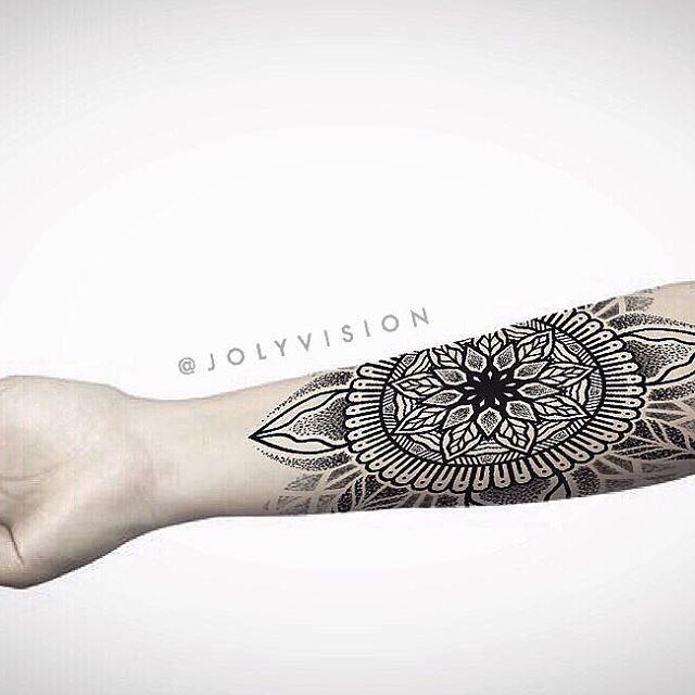 Another simulation for my last Tattoo project design🖤 ⛔️RESERVED⛔️ - 🇫🇷Une autre simulation de mon dernier design pour un projet Tattoo 🖤 Réservé ! - #tattoo #darkwork #dotwork #sacredgeometry #blackwork #tattooapprentice #stencil #inkedgirls #blackandwhite #linework #artwork #creation #armtattoo #dotworktattoo #inked #flashtattoo #sacredgeometrytattoo #drawing #tattoodesign #tattoogirl #mandala #mandalatattoo #dotsandlines #graphicdesign #Jolyvision
