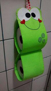 porta rolo de papel higiênico