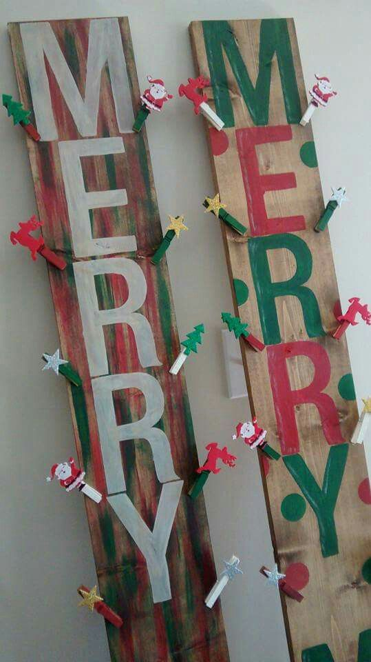 Best 25+ Merry mail ideas on Pinterest | Christmas card display ...