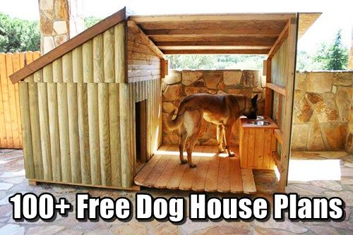 how to build a dog house step by step