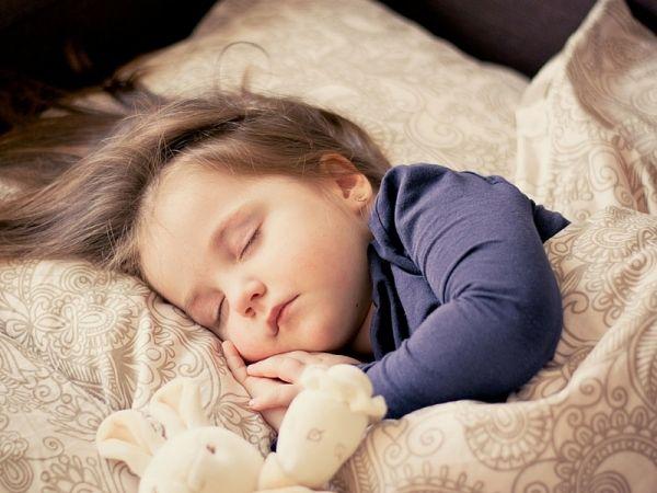 La melatonina funziona per far dormire i bambini?