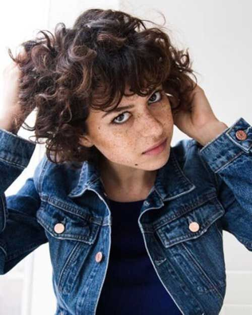 Prime 1000 Ideas About Curly Bob Hairstyles On Pinterest Curly Bob Hairstyles For Women Draintrainus