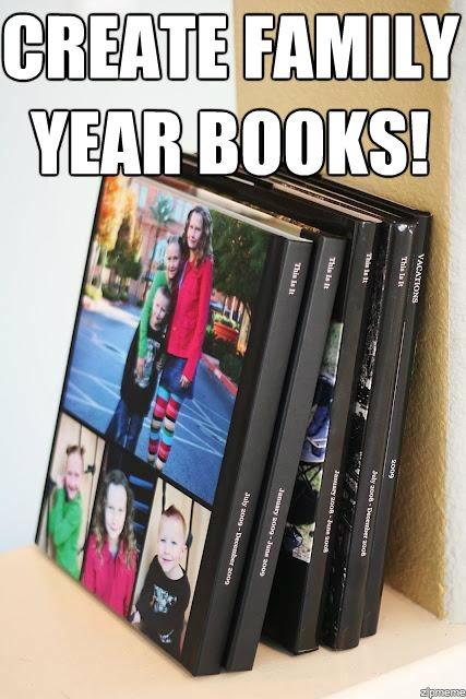Create Family Year Books | Blurb.com
