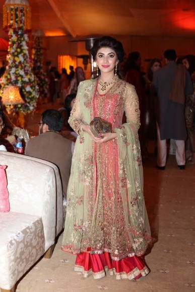 Look of the Day: Rabiya Abid