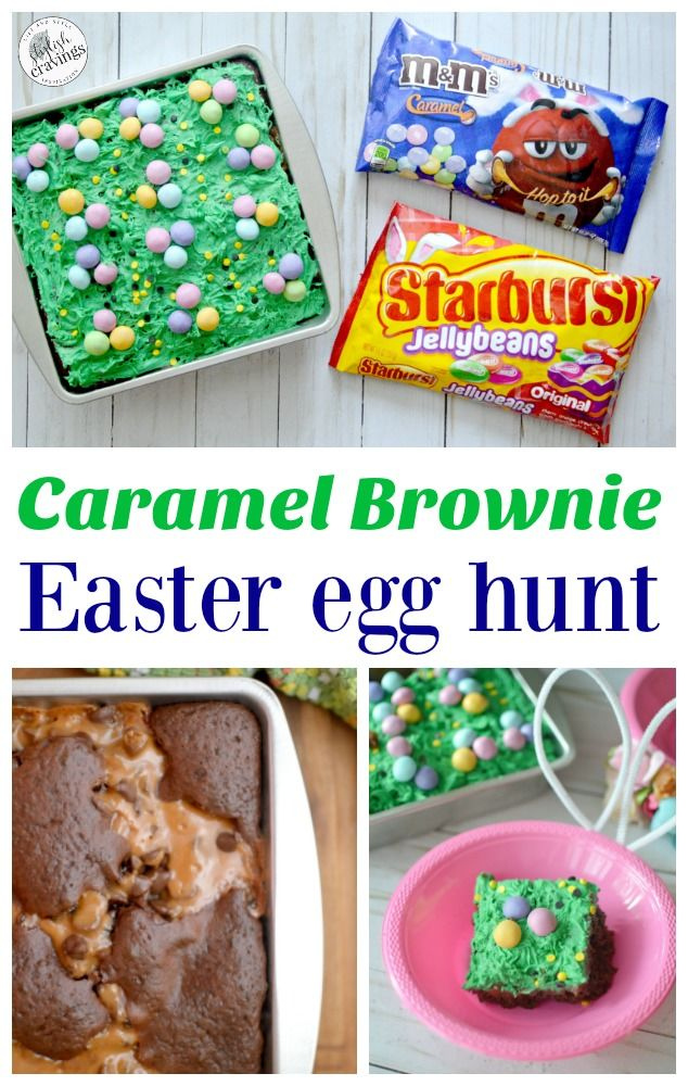 Need a dessert for Easter? Look no further. Hop to it!