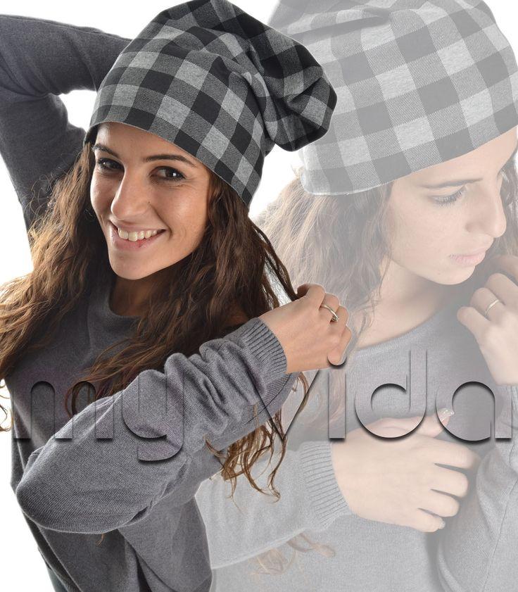 il #cappello l'#accessorio perfetto per ogni stagione e per la #tendenza del momento presentiamo questo #berretto #stile tartan #scozzese