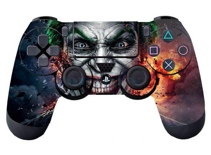 2014 Horrible Joker Skin for PS4 Controller Playstation 4 Sticker Cover Gift New #UnbrandedGeneric #HorribleJoker