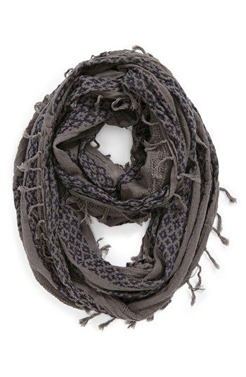 knit infinity scarf / nordstrom bp