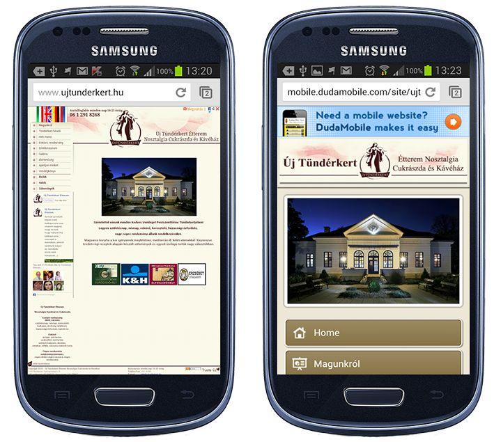 Így készítheti el gyorsan weboldala mobil változatát