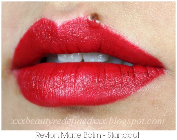 Revlon Matte Balm in Standout