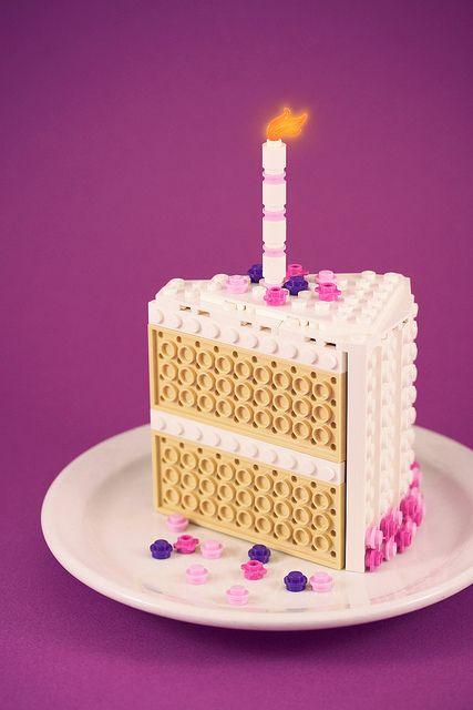 Para los cumpleañeros #Lego