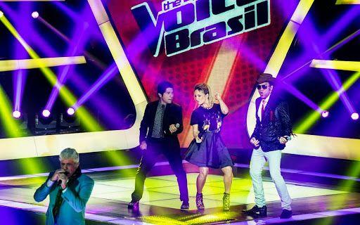 The Voice Brasil - 4º Episódio - 31-10-2013