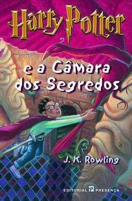 Harry Potter e a Câmara dos Segredos J. K. Rowling