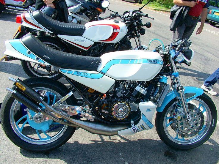 As 44 melhores imagens em Yamaha RZ 50 Moped | Motos