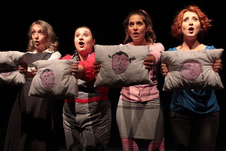 Moms foto 1 Teatro Belli_dal 25 Nov al 14 Dic