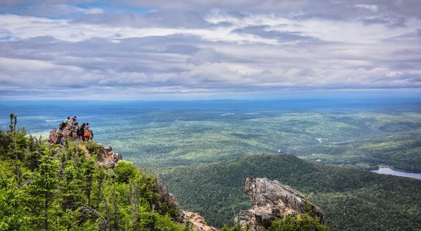 Get Outside to New Brunswick Provincial Parks this Summer //  Image: Mount Carleton Provincial Park, New Brunswick Canada