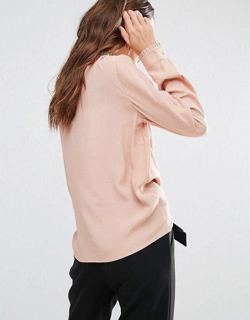 Y.A.S Campari Shirt