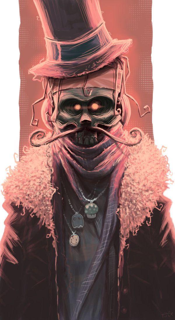 Skull by Arthur Mask, via Behance